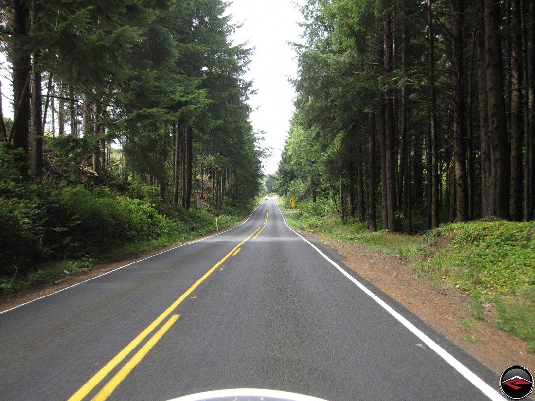 Pacific Northwest Washington Highway 109