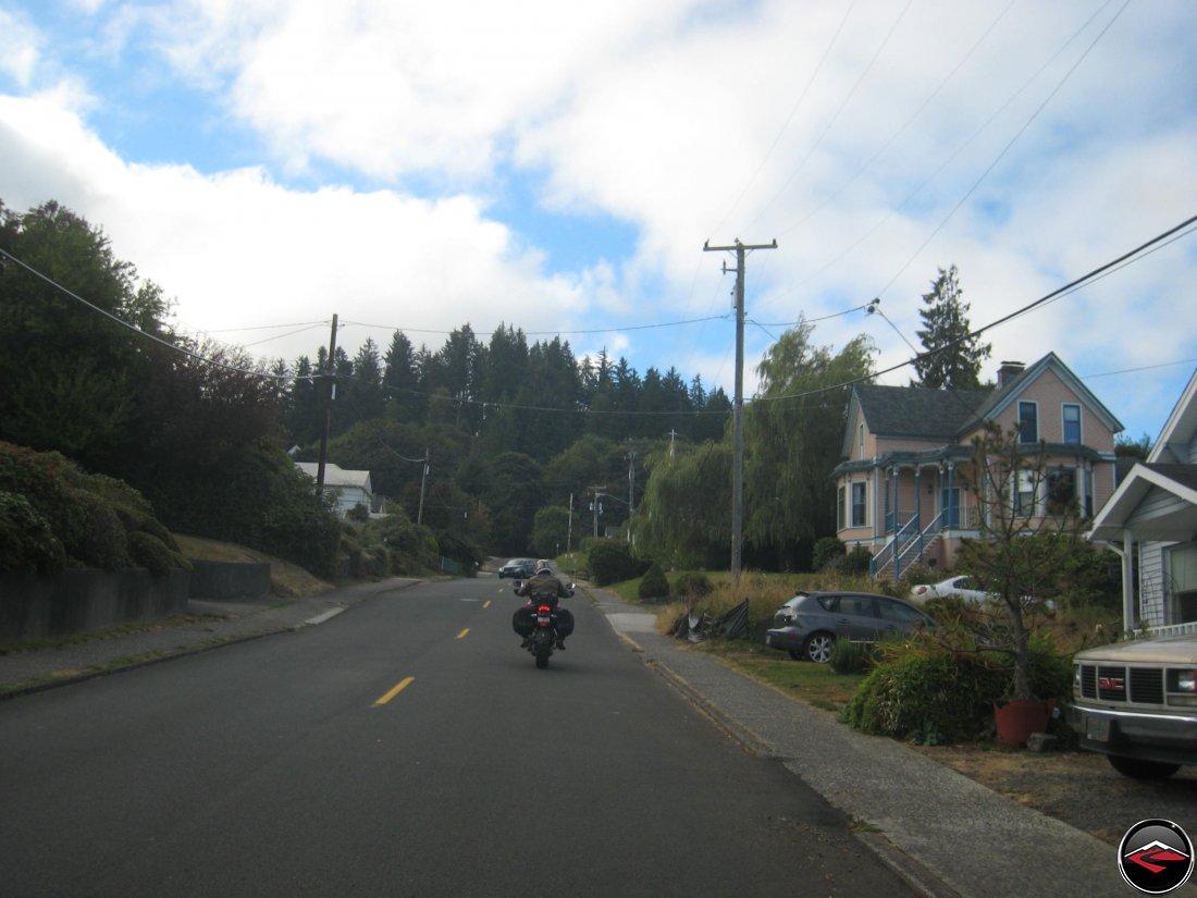 Residential Astoria Oregon