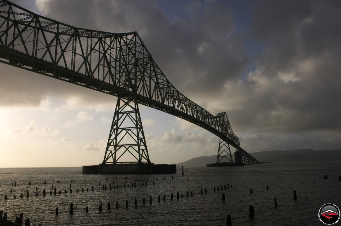 Meigler Bridge in Astoria Oregon