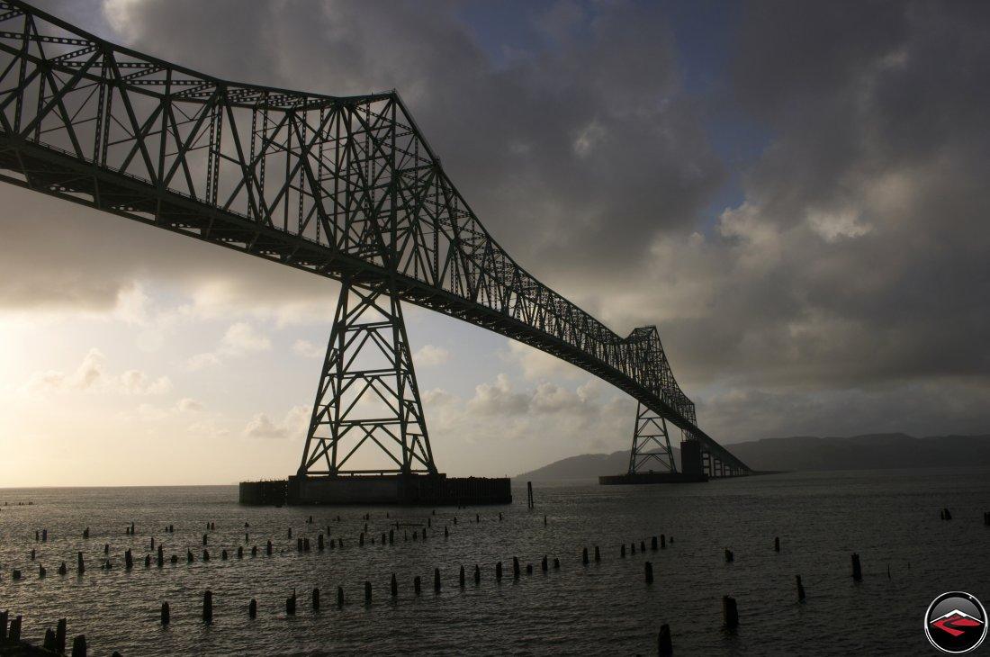 Meigler Bridge in Astoria Oregon