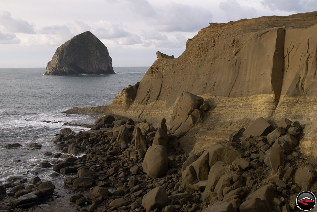 haystack rocks in oregon