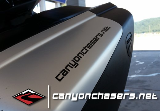 New CanyonChasers decals