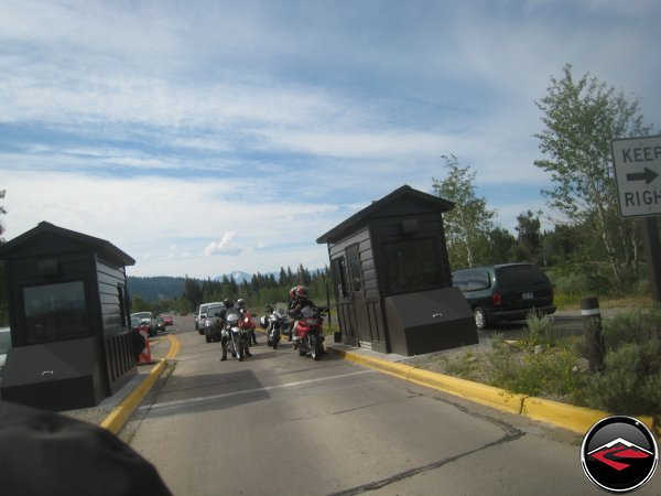 Two Motorcycles Per Pass