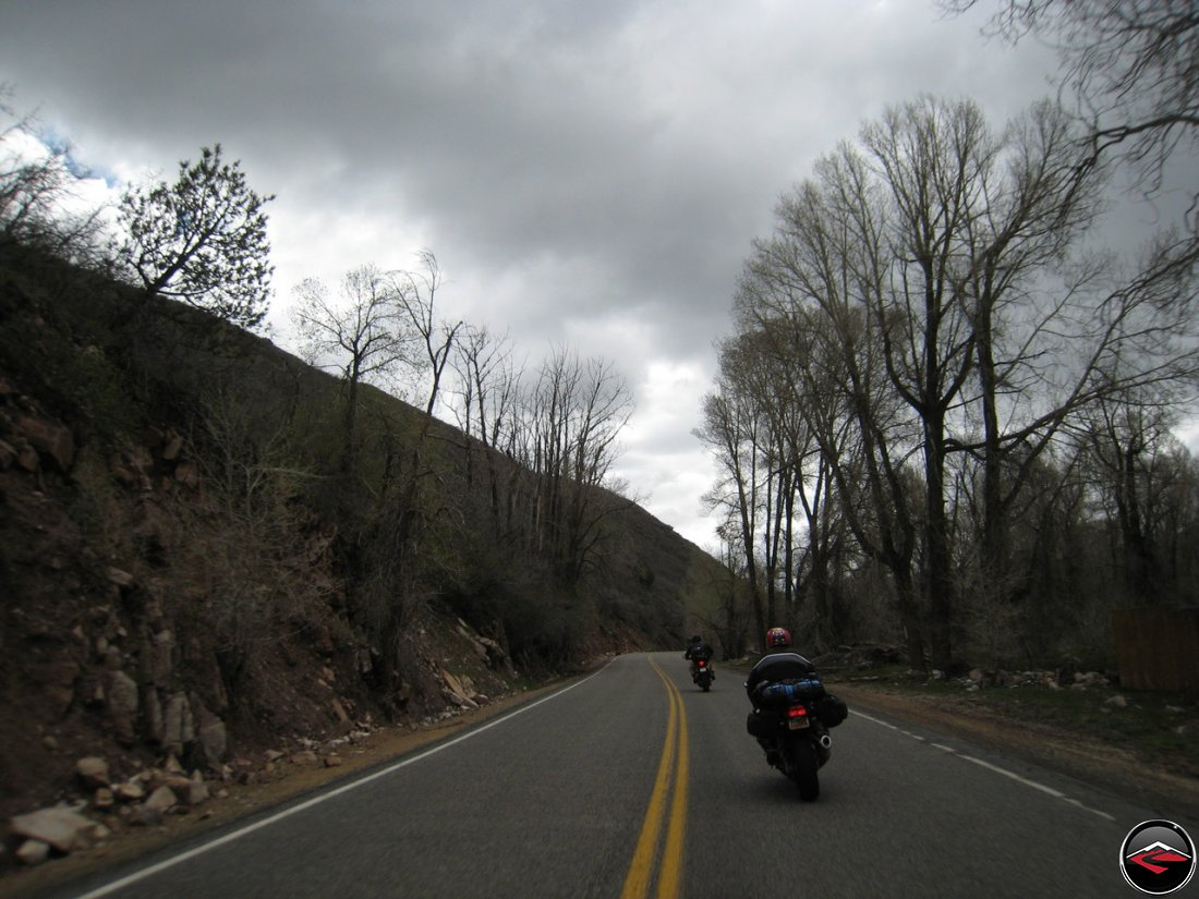 Following Warren and Mike into the first corners of the year