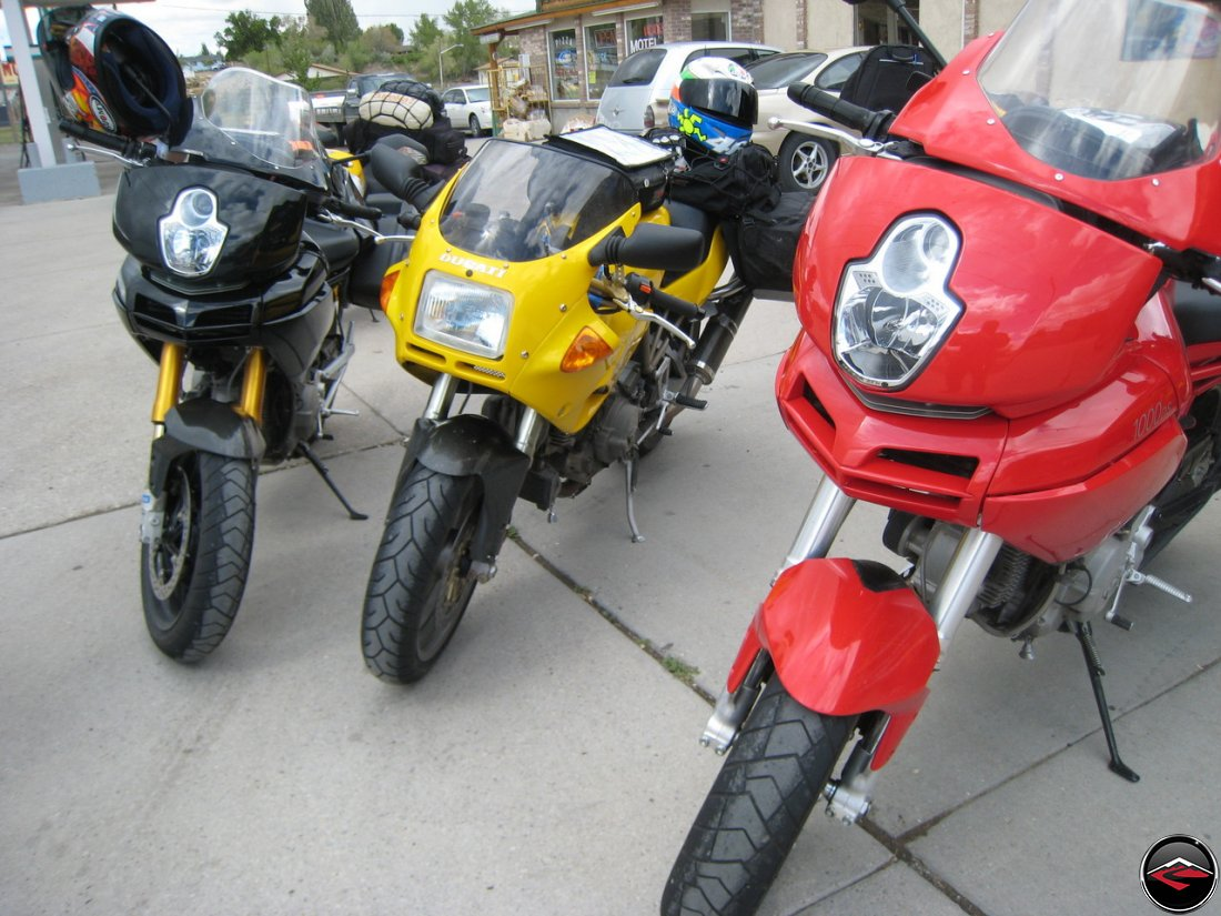 Ducati Cuddle