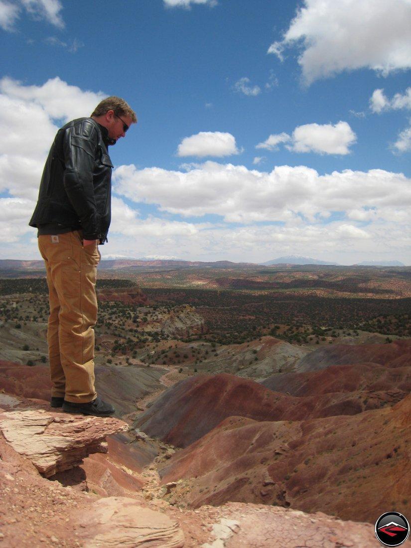 Mike ponders