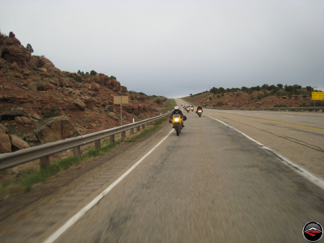 Following home