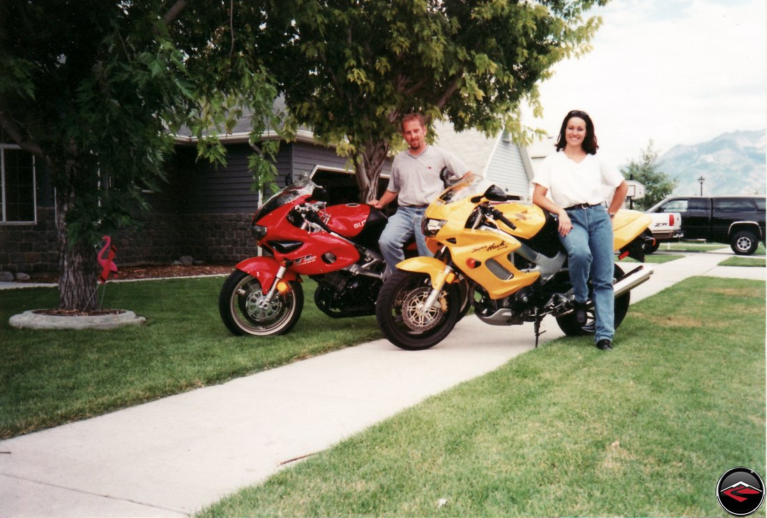 New bikes in 2000 Suzuki TL1000S Honda VTR1000 Superhawk