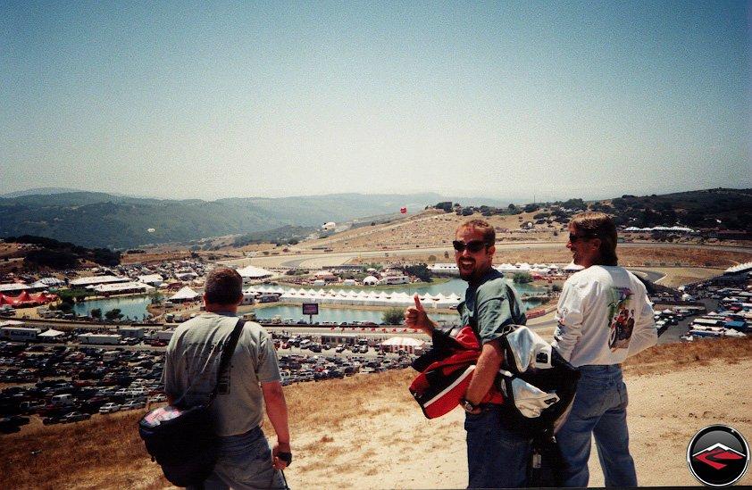 Laguna Seca Mazda Raceway 2001