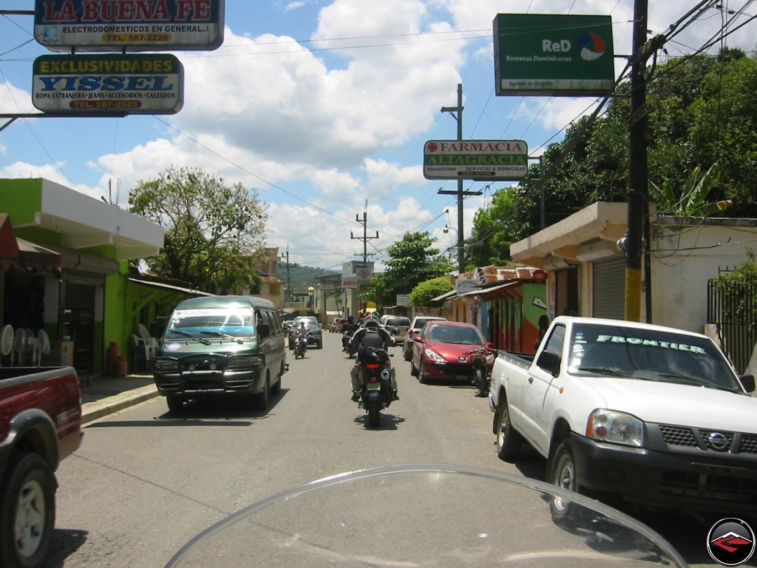 Downtown Verdum in the Dominican Republic, Farmacia Altagracia