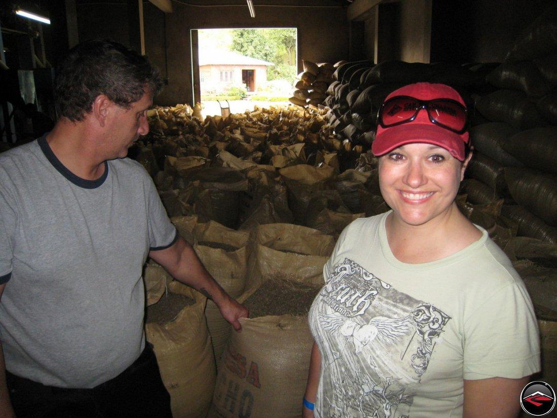 Monte Alto Coffee coffee bags