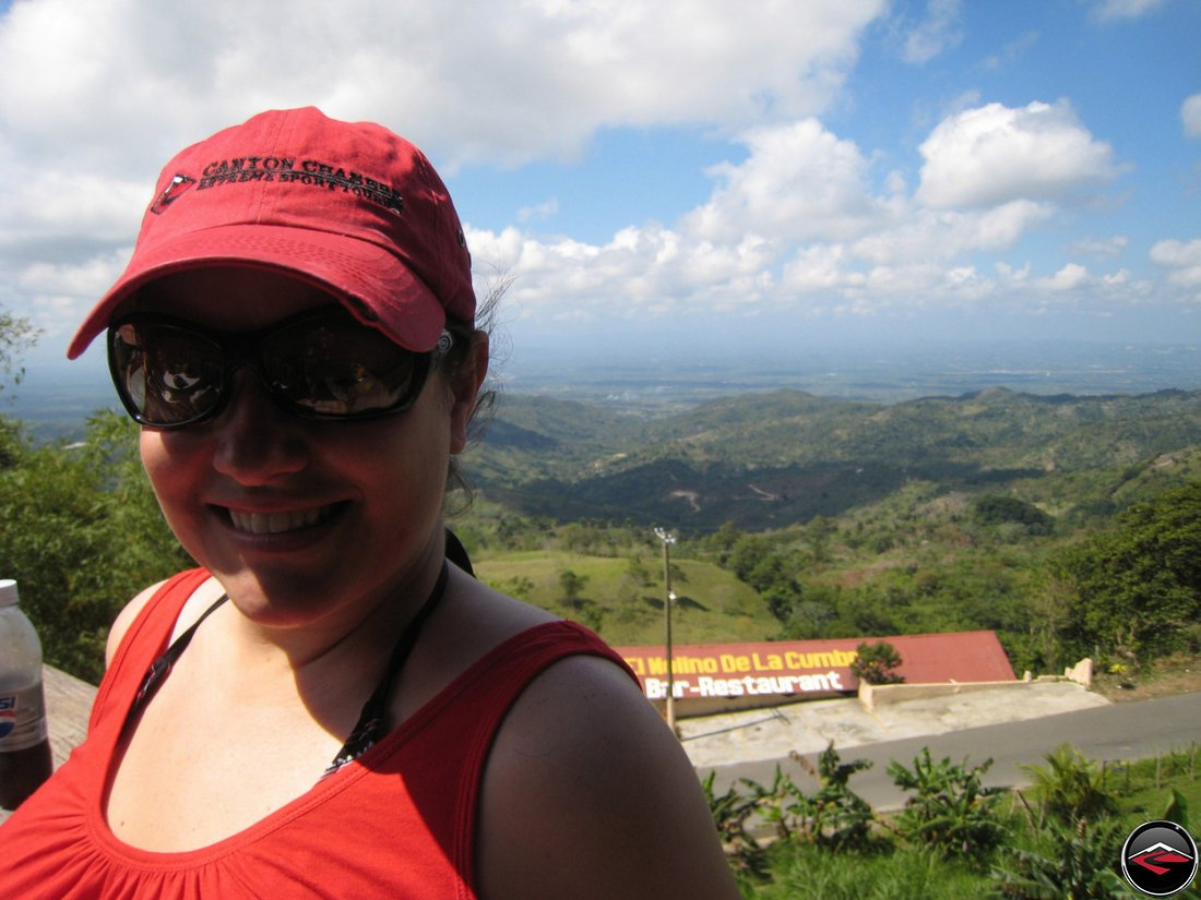 MOuntain Views in the Dominican Republic