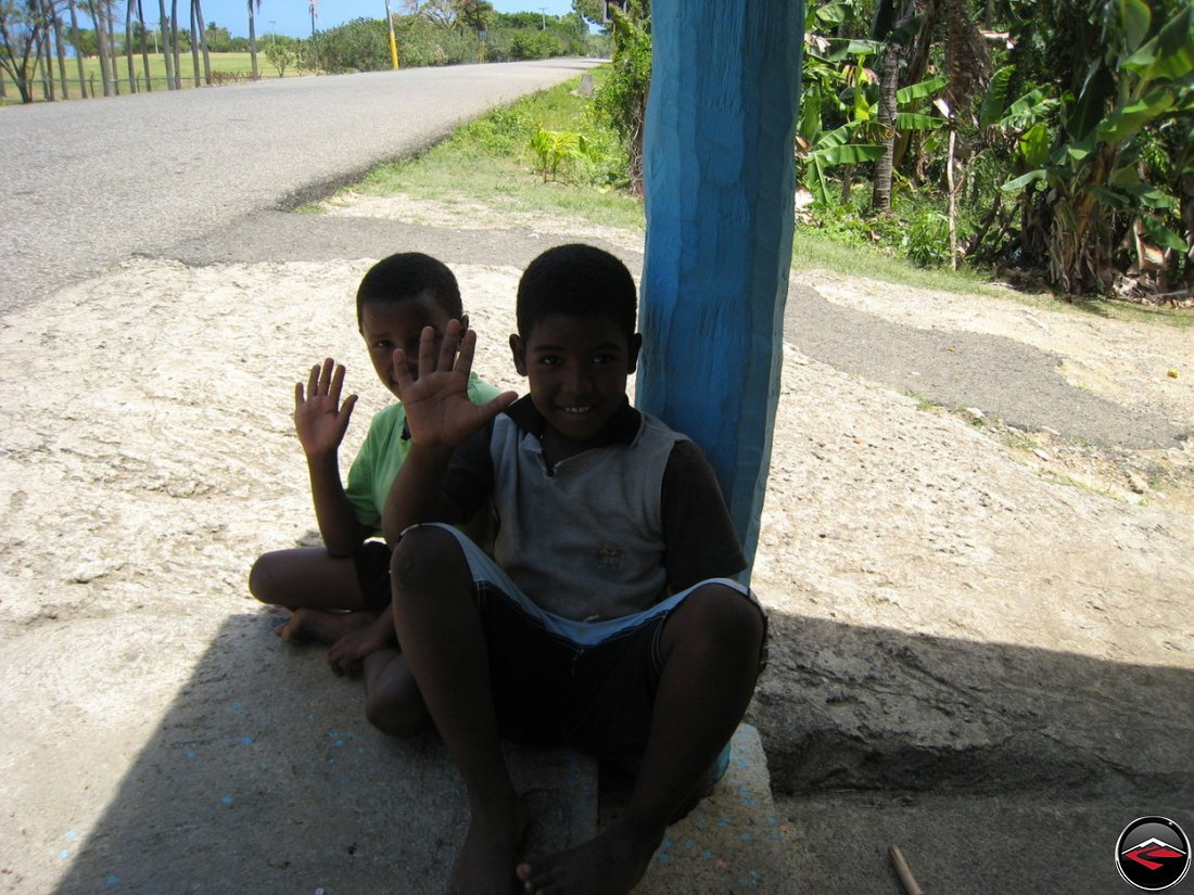 dominican republic kids w