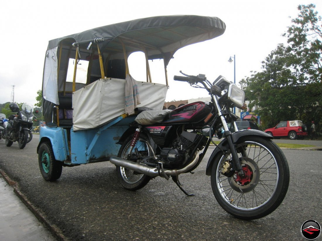 caribbean moto carriage