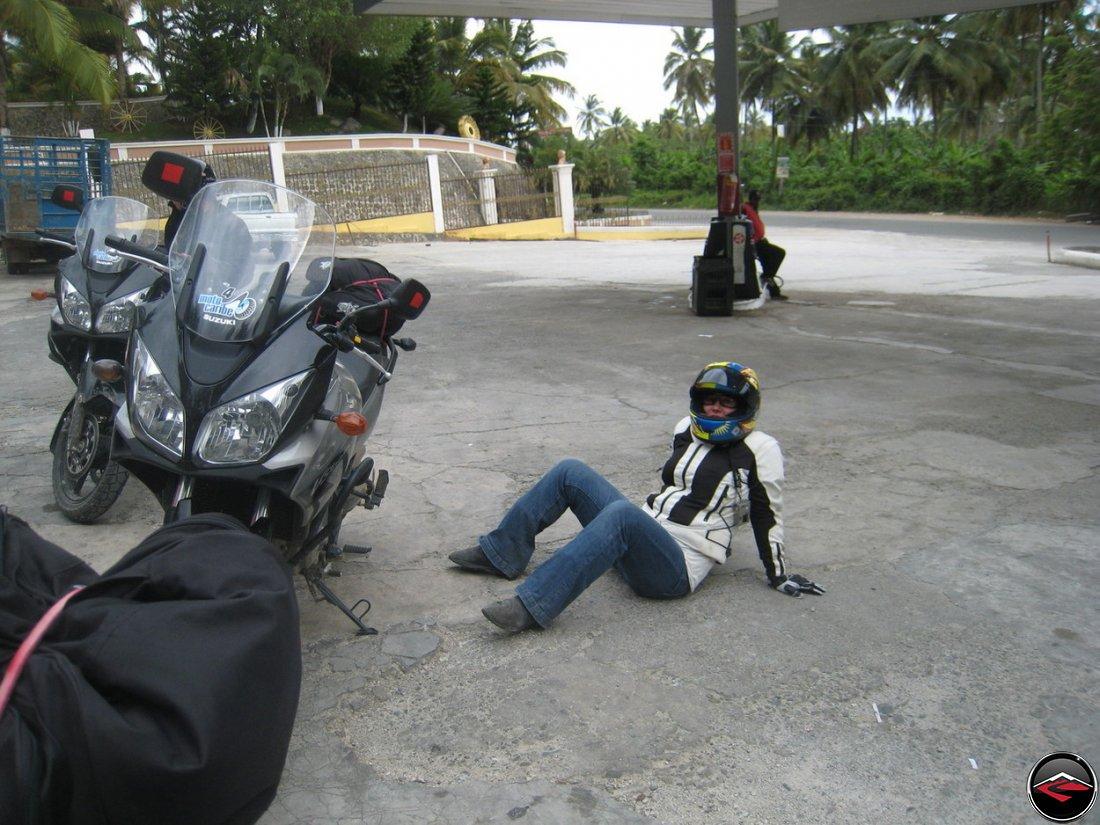 Dismount malfunction