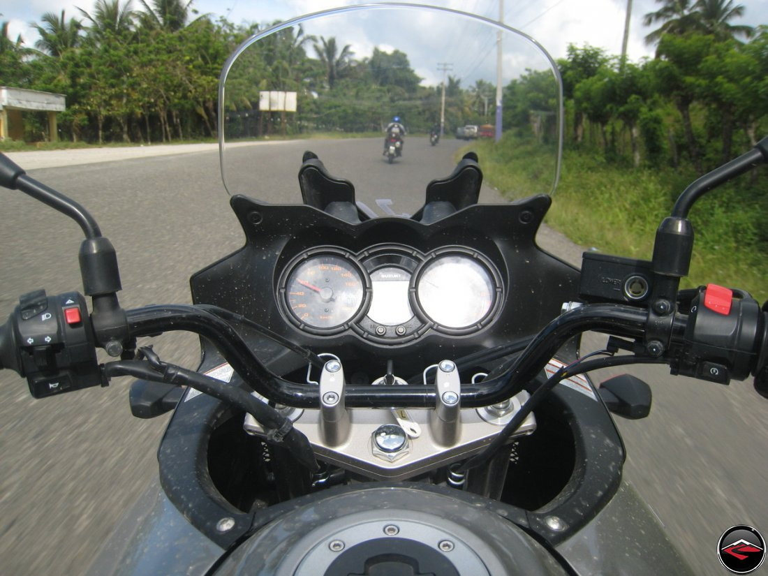 from the handlebars in the dominican republic