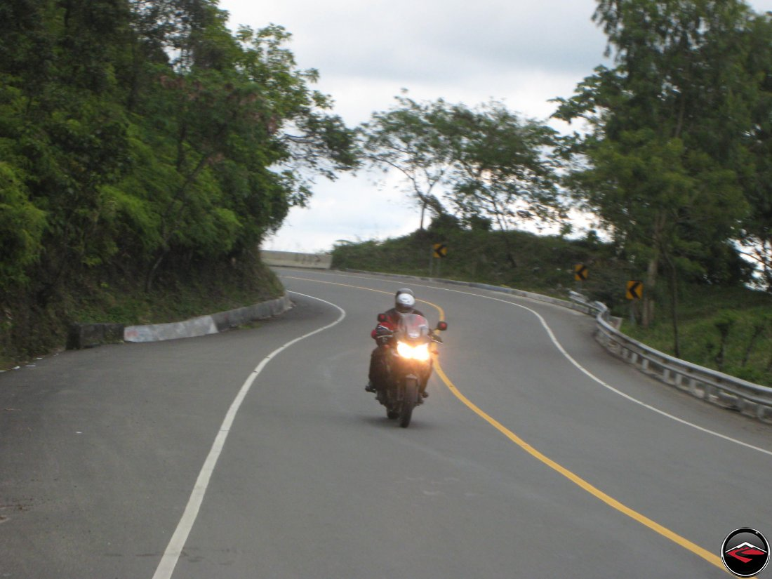 motorcycle Cornering