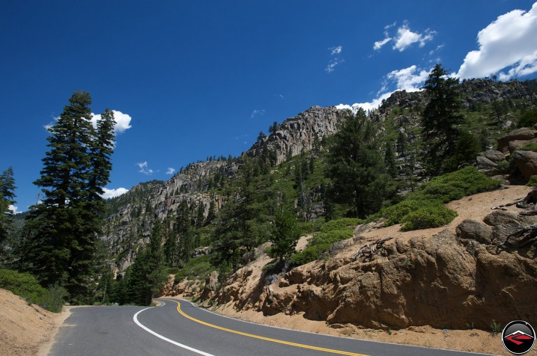 California Highway 108, Sonora Pass. Wallpaper worthy