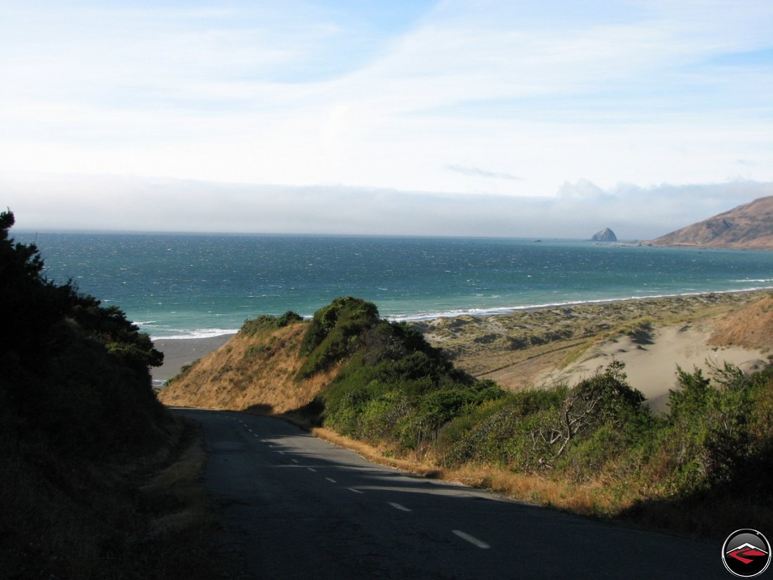 Fiding the The Lost Coast on Mattole Road in Northern California