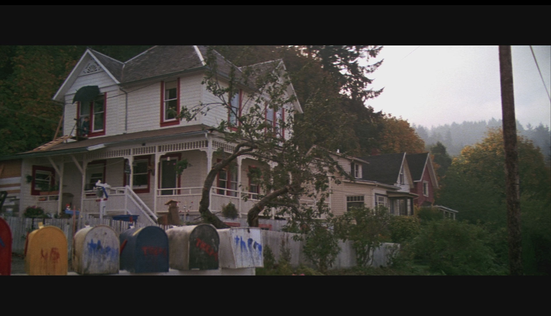 Goonies House in Astoria, Oregon - Film, Movie Screen Shot